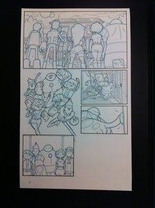 Image of Bravest Warriors - Issue 3, Page 14
