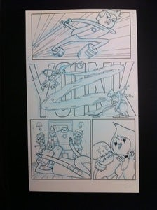 Image of Bravest Warriors - Issue 4, Page 2