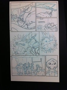 Image of Bravest Warriors - Issue 4, Page 10