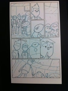 Image of Bravest Warriors - Issue 4, Page 11