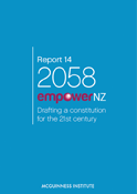 Image of Report 14 - EmpowerNZ: Drafting a constitution for the 21st century