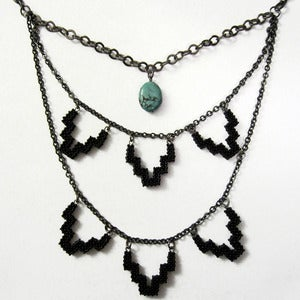 Image of Six Mountain Necklace