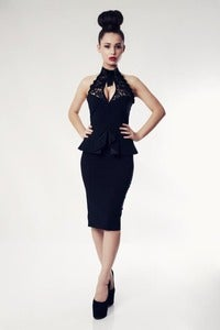 Image of Tempest Black Becki Dress