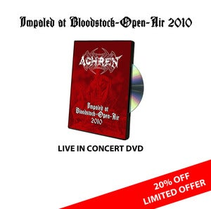 Image of Impaled at Bloodstock-Open-Air Live DVD