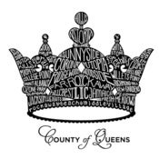 Image of County of Queens Tee