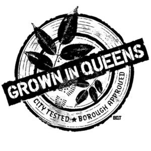 Image of Grown In Queens Onesie