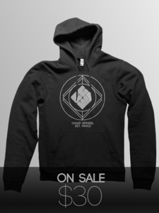 Image of On Sale - GGWP Hoodie