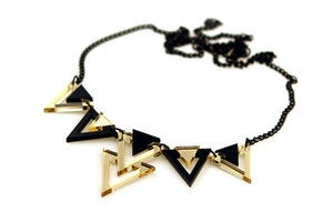 Zig Zag Necklace