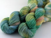 Image of Lady Edith - Merino/Silk Sock Yarn
