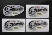 Image of JAMESVILLE New Stickers