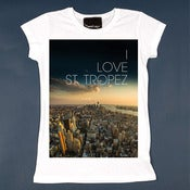 Image of New! Fake City - I love St. Tropez - ( Skinny Woman )