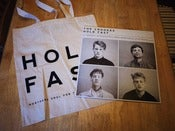 Image of Hold Fast Vinyl and Tote Bag Bundle