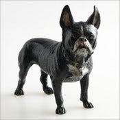 Image of Bronze French Bulldog / 1920s