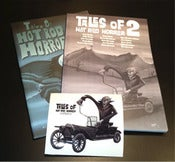 Image of Tales of Hot Rod Horror Vol. 1 &amp; 2