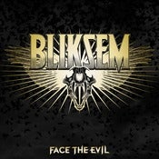 Image of BLIKSEM. Face the Evil Cd Digipack