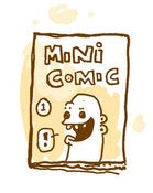 Image of MINI COMIC OF THE MONTH CLUB - 1 year membership