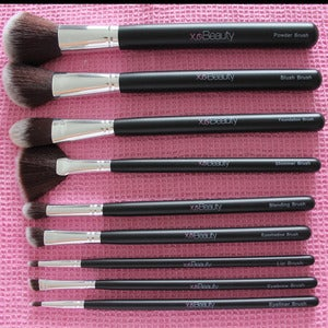 Image of 9pc Synthetic Brush Set