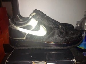 "Image of Nike Air Force 1 ""Black Friday"""