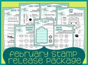 Image of February 2013 Release Package