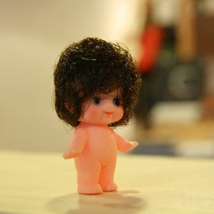 Image of Hair Kewpie - Small