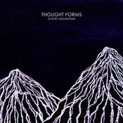 Image of THOUGHT FORMS 'GHOST MOUNTAIN' blue vinyl LP