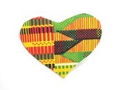 Image of Kente Heart