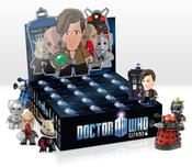 Image of Doctor Who Series 1 Vinyl Figures Case of 20 by Lunartik