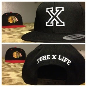 Image of Pure X Life Snapback (PRE ORDER)