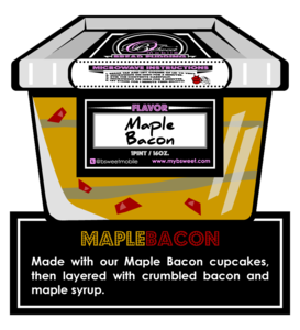 Image of Maple Bacon Bread Pudding
