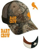 Image of *NEW* Bart Crow Camo Hat