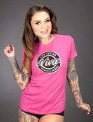 Image of VLV Rockabilly Weekend Tee Glitter