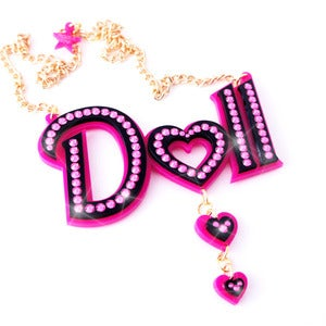Image of Doll Necklace