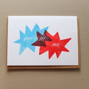 Image of You & Me Card
