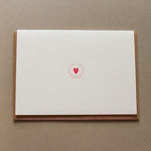 Image of My Heart Card