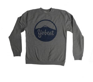Image of Mountain Crew Neck (athletic heather gray)