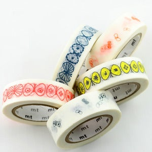 Image of mina perhonen Butterfly Washi Tape