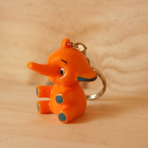 Image of Sato Chan Keychain