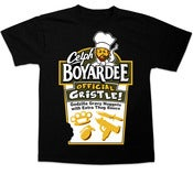 Image of Celph Boyardee: Official Gristle T-Shirt - Black