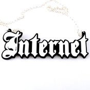 Image of Internet Necklace