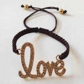 Image of PULSERA LOVE