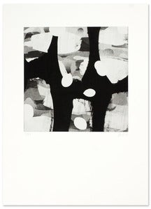 Image of Brush #2 - photogravure print