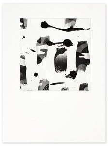 Image of Brush #1 - photogravure print