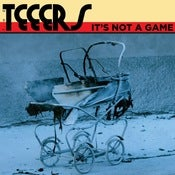 Image of The Teeers - It's Not A Game CD (Artwork by Maurizio Cattelan) (Villa Magica)