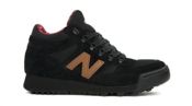 Image of New Balance 710 x Herschel Supply Co. (Black)