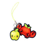 Image of Crabapple + Lovelyapple Charm Set