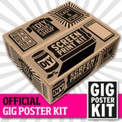 Image of The Original GIG Poster Kit