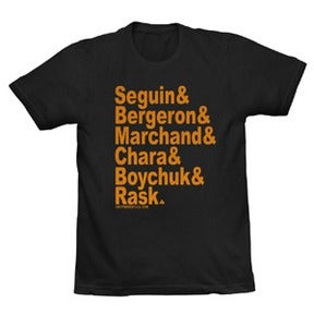 Image of Black &amp; Gold Weapons Tee