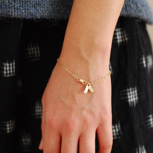 Image of Hanging Arrow Charm Bracelet