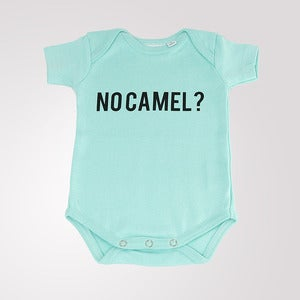 Image of No Camel Mint Green