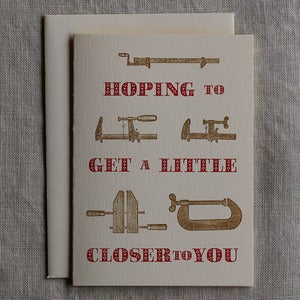 Image of Closer to You card